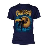 Cauldron - New Gods Blue (T-Shirt)