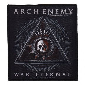 Arch Enemy - War Eternal Skull (Patch)