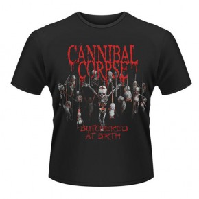 Cannibal Corpse - Butchered At Birth 2015 (T-Shirt)