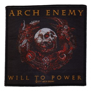 Arch Enemy - Will To Power (Patch)