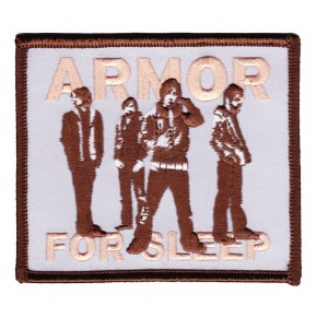 Armor For Sleep - Band (Patch)