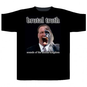 Brutal Truth - Sounds Of The Animal Kingdom (T-Shirt)
