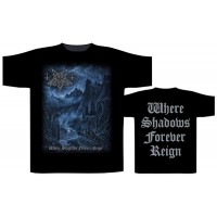 Dark Funeral - Where Shadows Forever Reign (T-Shirt)