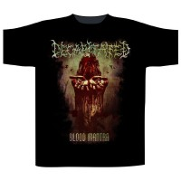 Decapitated - Blood Mantra (T-Shirt)