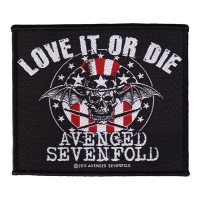 Avenged Sevenfold - Love It Or Die (Patch)