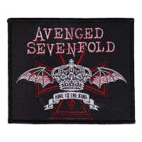Avenged Sevenfold - Red Crown (Patch)