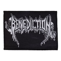 Benediction - Logo (Patch)