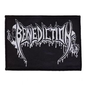 Benediction - Logo (Patch)