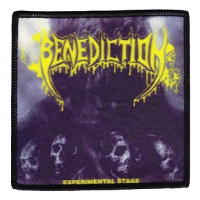 Benediction - Experimental Stage Printed (Patch)