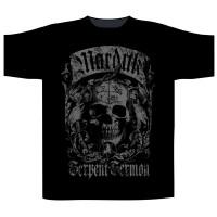 Marduk - Skull (T-Shirt)