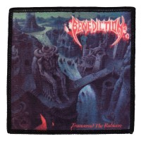 Benediction - Transcend The Rubicon Printed (Patch)