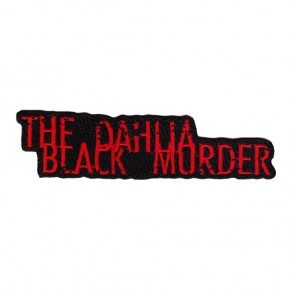 Black Dahlia Murder- Embroidered Logo (Patch)
