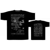 Marduk - Frontschwein Bottle (T-Shirt)