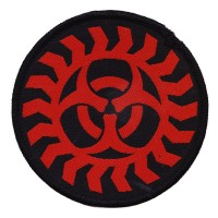 Biohazard - Logo (Patch)