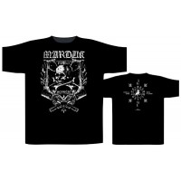 Marduk - Frontschwein Shield (T-Shirt)