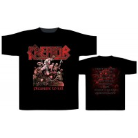 Kreator - Pleasure To Kill (T-Shirt)