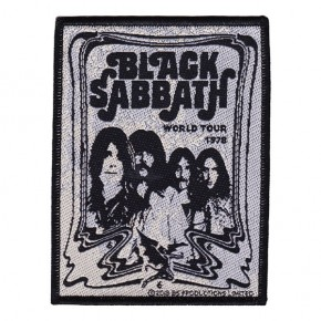 Black Sabbath - Band (Patch)