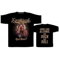 Korpiklaani - Got Beer? (T-Shirt)