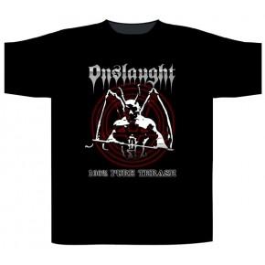 Onslaught - 100% Pure Thrash (T-Shirt)