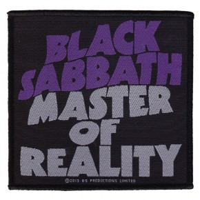 Black Sabbath - Master Of Reality (Patch)