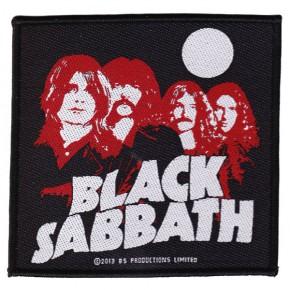 Black Sabbath - Red Portraits (Patch)