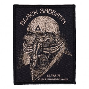 Black Sabbath - US Tour 1978 (Patch)