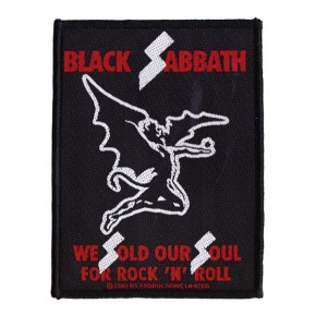 Black Sabbath - We Sold Our Souls (Patch)