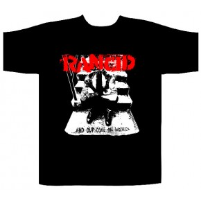 Rancid - Out Come The Wolves (T-Shirt)
