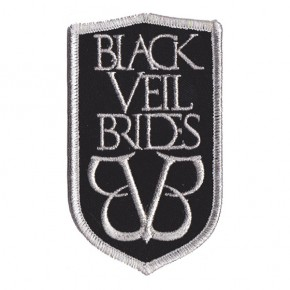 Black Veil Brides - Shield Embroidered (Patch)