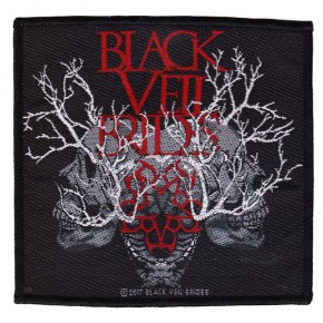 Black Veil Brides - Skull Branches (Patch)