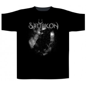 Satyricon - Black Crow On A Tombstone (T-Shirt)