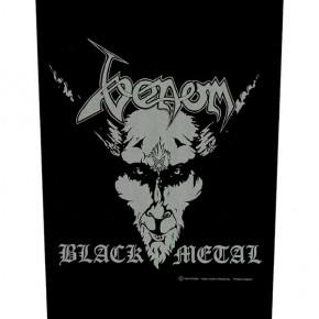 Venom - Black Metal (Backpatch)
