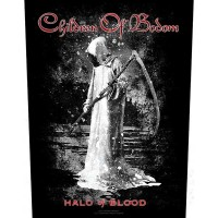 Children Of Bodom - Halo Of Blood (Backpatch)