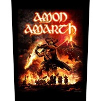 Amon Amarth - Surtur Rising (Backpatch)