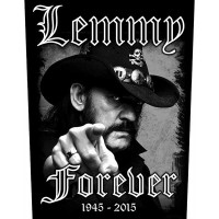 Lemmy - Forever (Backpatch)