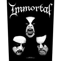 Immortal - Blashyrkh (Backpatch)