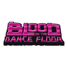 Blood On The Dance Floor - Logo (Patch)