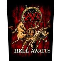 Slayer - Hell Awaits (Backpatch)