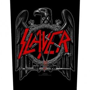 Slayer - Black Eagle (Backpatch)