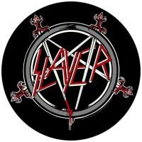 Slayer - Pentagram (Backpatch)