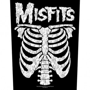 Misfits - Ribcage (Backpatch)