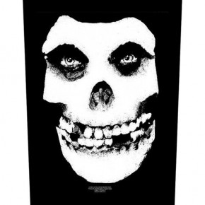Misfits - Face Skull (Backpatch)