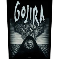 Gojira - Magma (Backpatch)