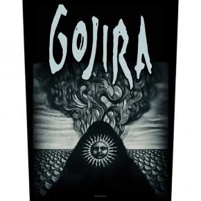 Gojira - Magma (Backpatch)
