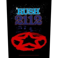 Rush - 2112 (Backpatch)
