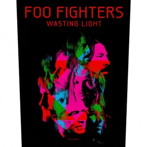 Foo Fighters - Wasting Light (Backpatch)