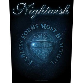 Nightwish - Endless Forms Sphere (Backpatch)