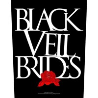 Black Veil Brides - Rose (Backpatch)