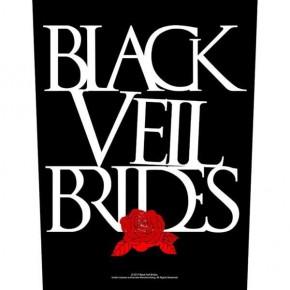 Black Veil Brides - Rose (Backpatch)