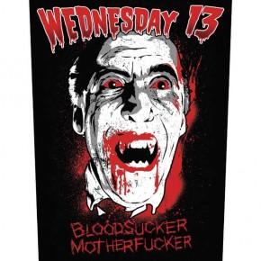 Wednesday 13 - Bloodsucker (Backpatch)